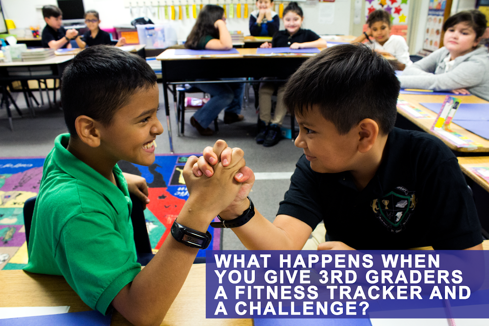 kids fitness tracker program
