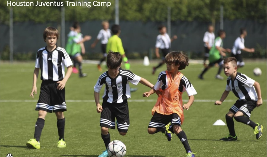 houston juventus training camp, houston kids soccer camp